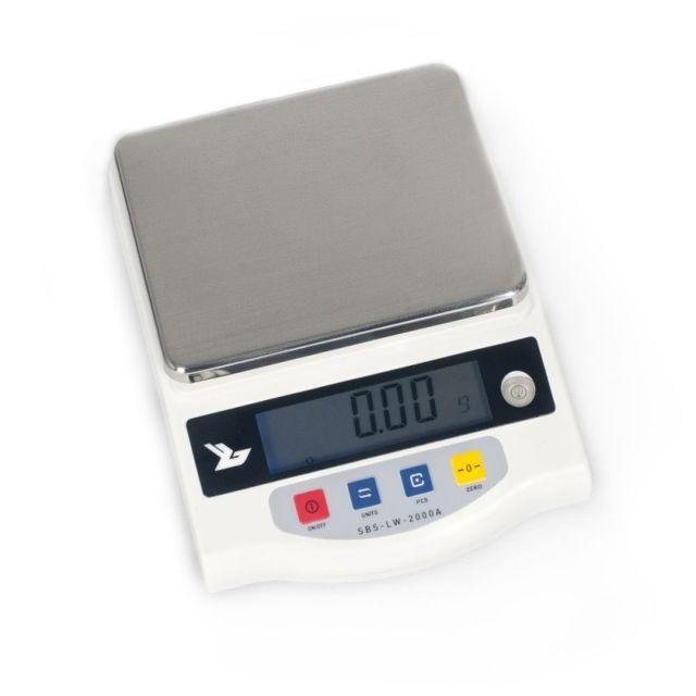 Autre Balance de précision digitale professionnelle cuisine laboratoire 2.000g / 0.01g - Lcd 3414129