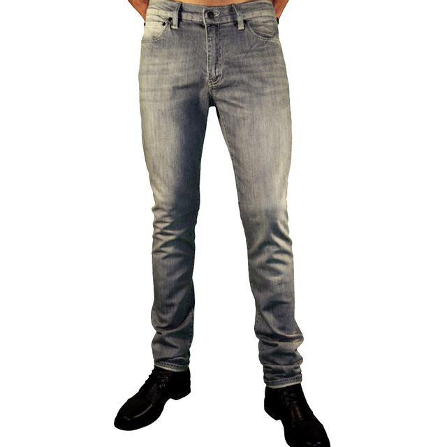 levi 39 s levis jean homme 508 slim skinny taper fit 0031 gris d lav pas cher achat. Black Bedroom Furniture Sets. Home Design Ideas