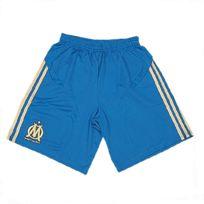 Adidas - Performance-Short Om Olympique de Marseille Jr Bleu V13681