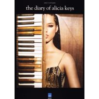 Hal Leonard - Partitions Variété, Pop, Rock. Faber Music Keys Alicia - The Diary Of - Pvg Piano Voix Guitare