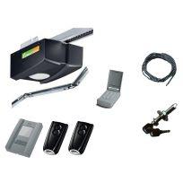 Limus One - Pack G50 avec digicode 2 télécommandes et déverrouillage extérieur