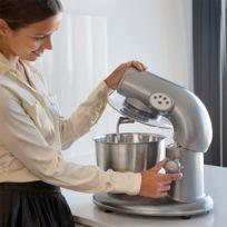 - Robot pâtissier mixeur malaxeur - Robot pour patisserie Pétrit, bat, monte, émulsionne et mélange