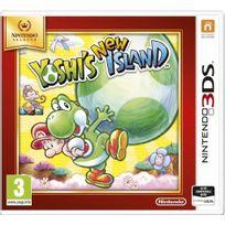 NINTENDO - Yoshi's New Island - 3DS