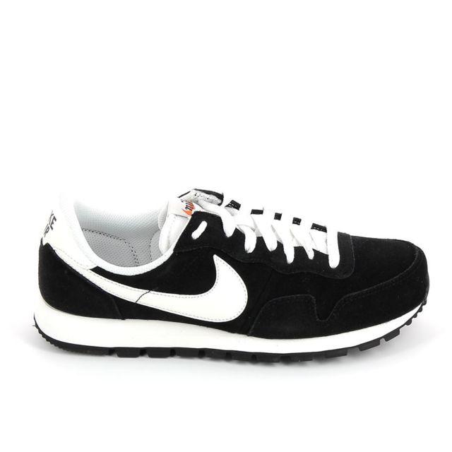 sports shoes fa9d0 77eb8 Nike - Air Pegasus 83 Noir Blanc - pas cher Achat  Vente Baskets homme -  RueDuCommerce