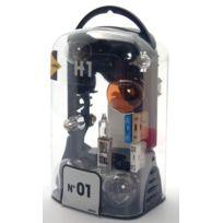 Cartec - coffret H1+ ambre standard