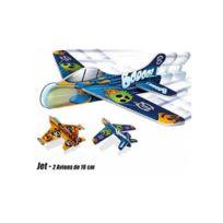 SilverLit - 80046 - VÉHICULE Miniature - Sky Challenger Jets - 2 Avion