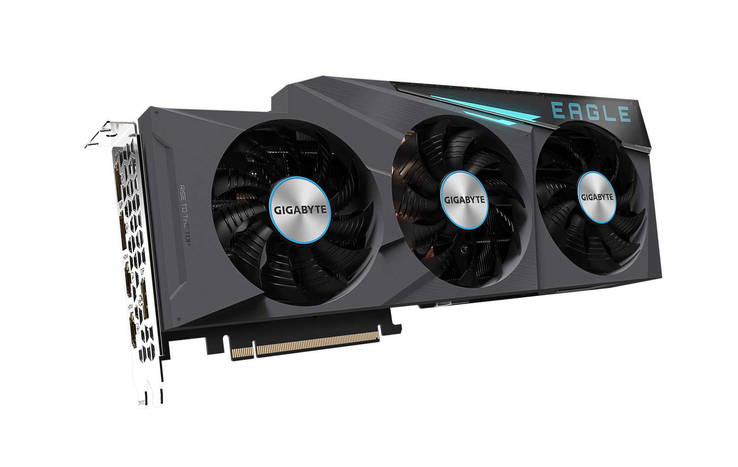 Carte graphique GeForce RTX 3090 24 GB Eagle OC Gigabyte
