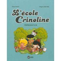 Bd Kids - l'école Crinoline tome 2 ; copines pour la vie