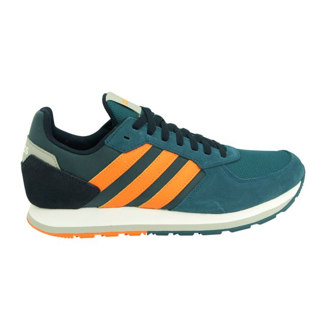 Adidas Neo Adidas 8K Chaussures Mode Sneakers Homme Gris