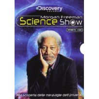 Cinehollywood Srl - Morgan Freeman - Science Show IMPORT Italien, IMPORT Coffret De 4 Dvd - Edition simple
