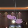 vidaxl luminaires chambres d 39 enfant mod le papillon 45cm x 35cm x 120cm pas cher achat. Black Bedroom Furniture Sets. Home Design Ideas