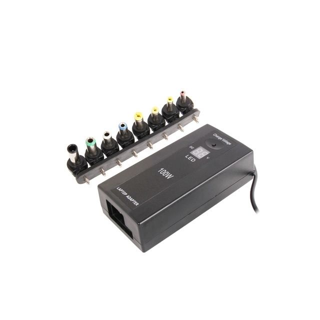 wewoo pour ordinateur portable t l phone portable prise ue sortie dc 12 15 16 18 19 20v. Black Bedroom Furniture Sets. Home Design Ideas