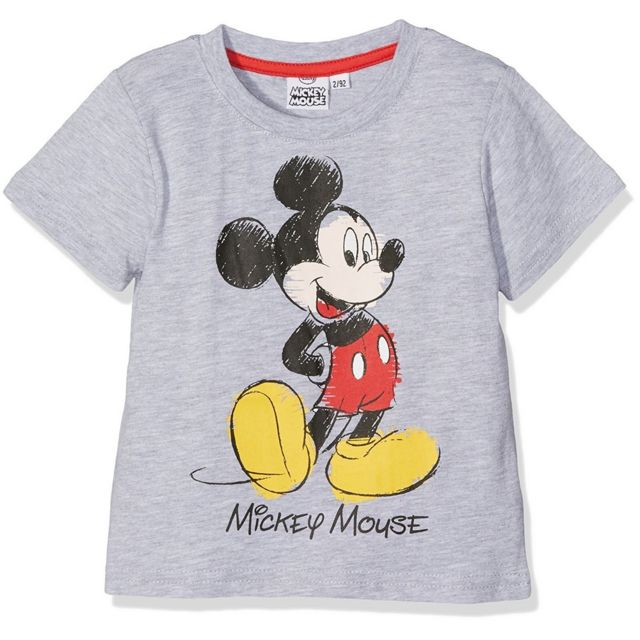 Marque Generique - T-shirt Mickey Mouse 6