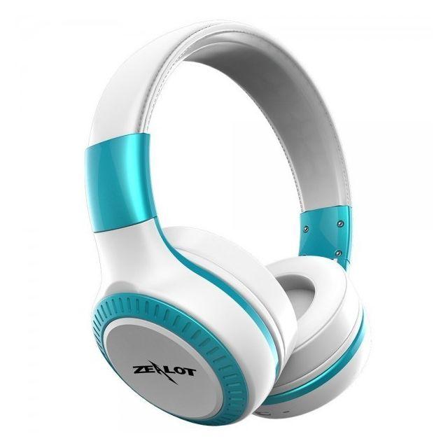 Alpexe Casque Bluetooth 41 Sans Fil à Arceau Pliable Stéréo 35mm