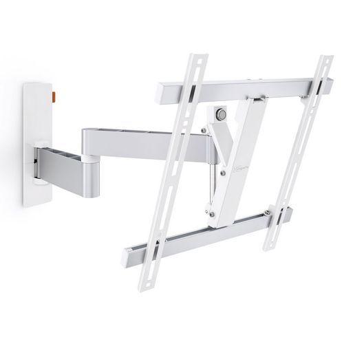 vogel 39 s wall 2245 support mural orientable pour tv de 32 39 39 55 39 39 blanc pas cher achat. Black Bedroom Furniture Sets. Home Design Ideas
