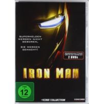 Concorde Home Entertainment Gmbh - Iron Man-special Edition DVD, IMPORT Allemand, IMPORT Coffret De 2 Dvd - Edition simple