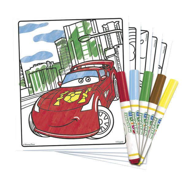 Crayola - Cars - Kit Color Wonder Cars 3