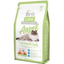 Brit - Care Cat Angel I'm Delighted Senior Poulet et Dinde