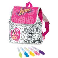 Color Me Mine - Soy Luna - Sac à dos de ville à colorier - 40232