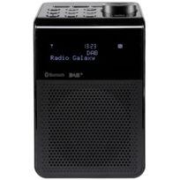 Panasonic - radio portable noir avec bluetooth - rfd20btegk