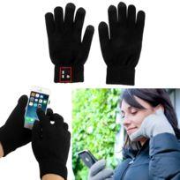 db9303e9823a Wewoo - Gants tactiles pour iPad les femmes laine trois doigts écran ...