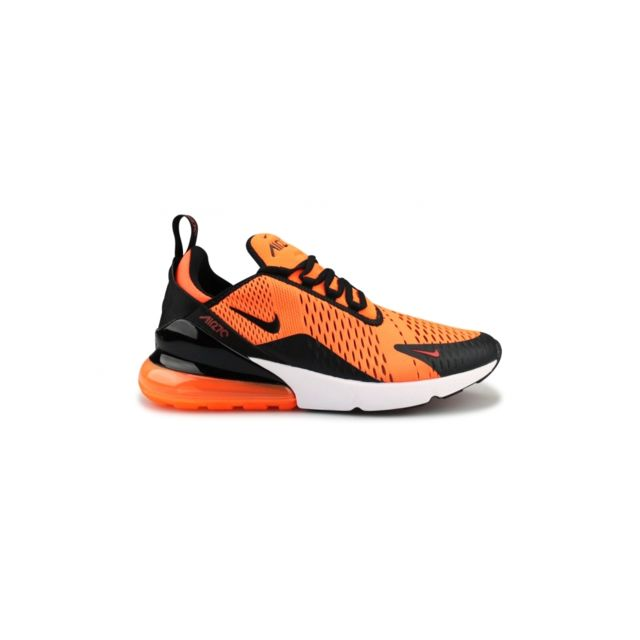 new arrival 99726 d5048 Nike - Basket Air Max 270 Orange Bv2517-800 - pas cher Achat / Vente  Baskets homme - RueDuCommerce