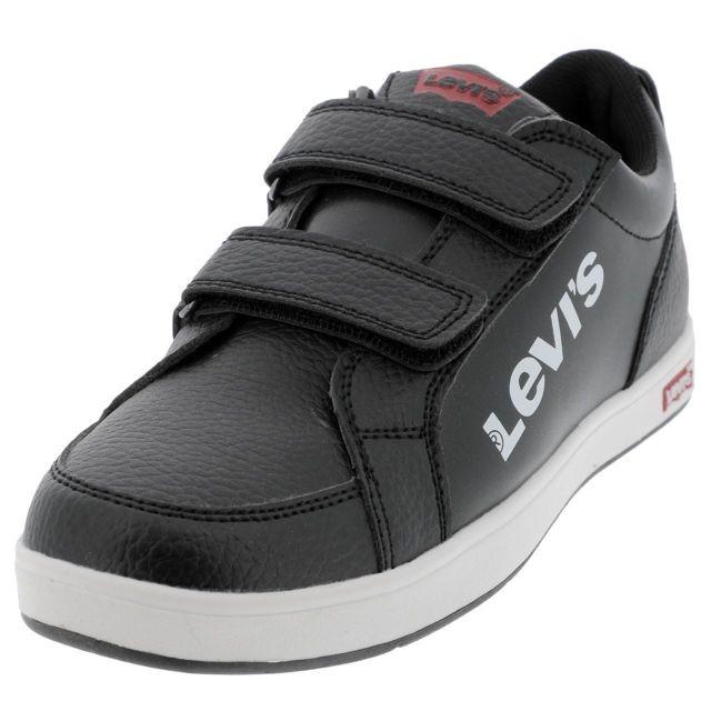 Levi s - Chaussures scratch Levis Denver 2 scratch blk cadet Noir 10149 54b9e38f94e2