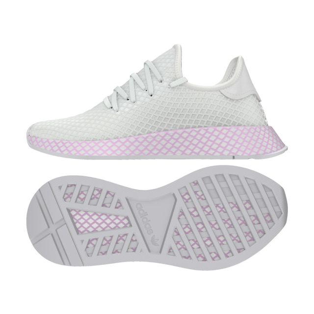Adidas originals Basket Deerupt Ref. B37601 Blanc pas