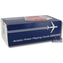 Aviator - Cartouche de 12 jeux US playing cards company