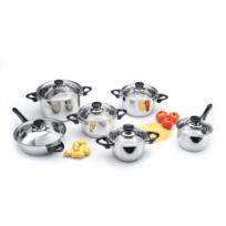 Berghoff - Batterie de cuisine Vision Premium 12 pièces - Studio