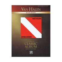 Alfred Pakketbrievenbussen - Van Halen Diver Down: Authentic Guitar Tab Edition