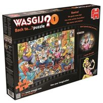 """Jumbo - Puzzle """"WASGIJ Back To 1 Back To Basics"""" 1000 PiÈCES"""