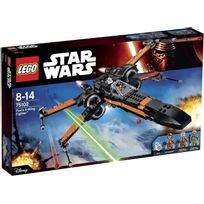 Lego - STAR WARS - X-Wing Fighter de Poe - 75102