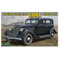 Ace Authentic - Maquette véhicule soviétique : Gaz M1 Emka