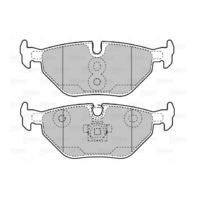 Valeo - Plaquette de freins arrières , Mg Zt 190 190cv de 10/01 à 04/05