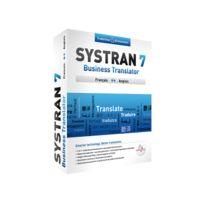 MYSOFT - SYSTRAN 7 BUSINESS TRANSLATOR FRANÇAIS/ANGLAIS/FRANCAIS