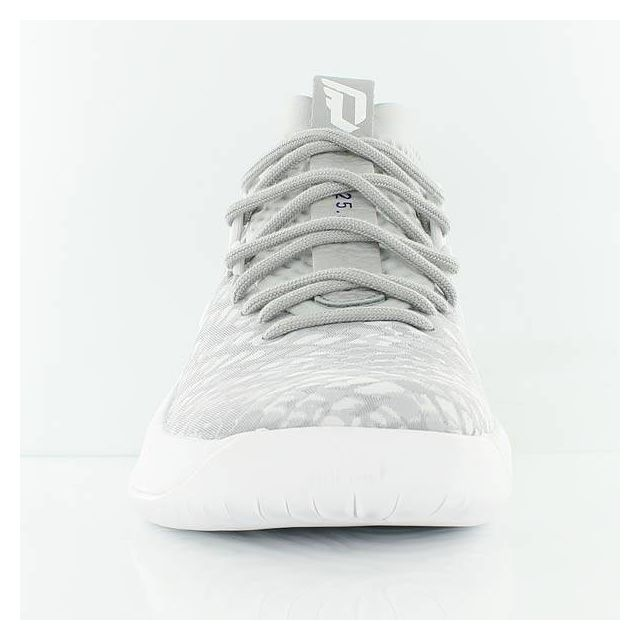 Adidas Chaussures de Basketball Dame 4 gris pour homme