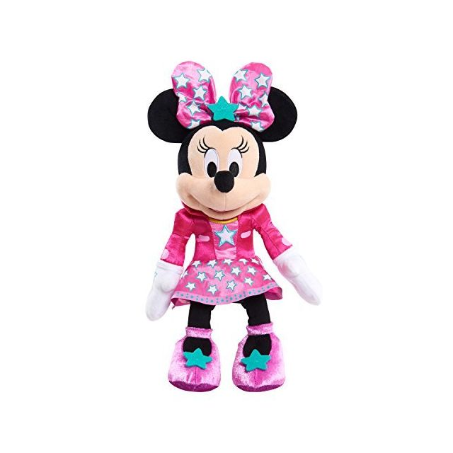 Minnie Mouse Minnie Happy Helpers Singing Light-Up Plush