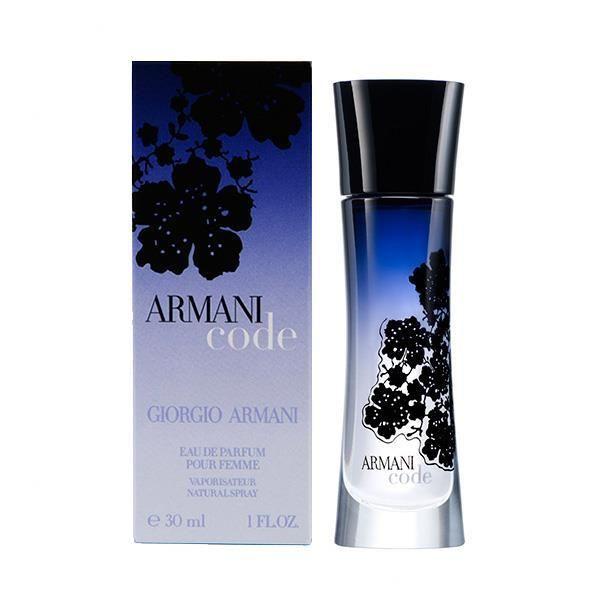 30ml Code Femme Armani Vapo Edp b7ygf6