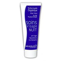 Aquasilice - Soin visage anti-âge de Nuit 50 ml