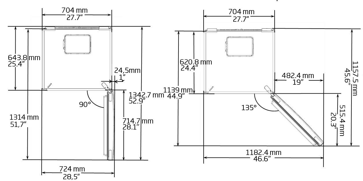 beko refrigerateur combin 450l rcne520e31ds achat r frig rateur. Black Bedroom Furniture Sets. Home Design Ideas
