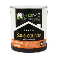 Home Tendance   Sous Couche Multi Supports Acrylique 2,5 L Blanc Mat Idees