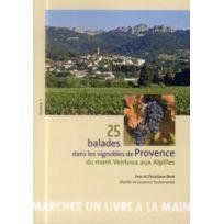 Le Bec En L'AIR - 25 balades dans les vignobles de Provence, du Mont Ventoux aux Alpilles