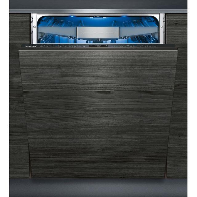 SIEMENS lave-vaisselle 60cm 13c 42db a+++ tout intégrable - sn778d86te