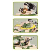 Cobi - Petite ArmÉE /2349/ T17E1 Staghound Mk 1, 200 Bbriques De Construction Par