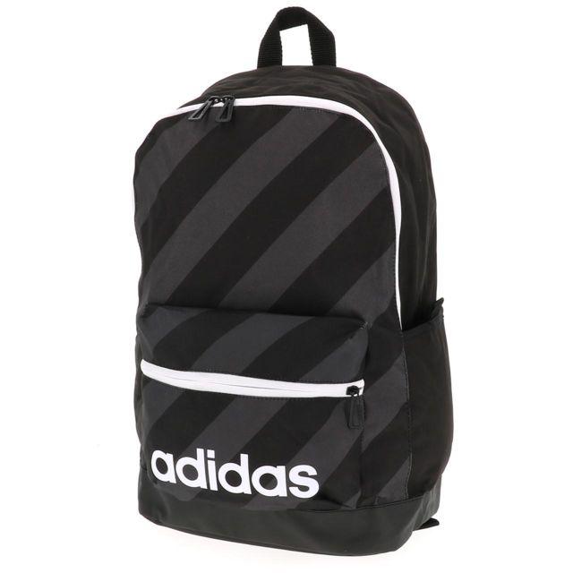 Adidas Sac à dos collège Bp aop daily noir Noir 48031
