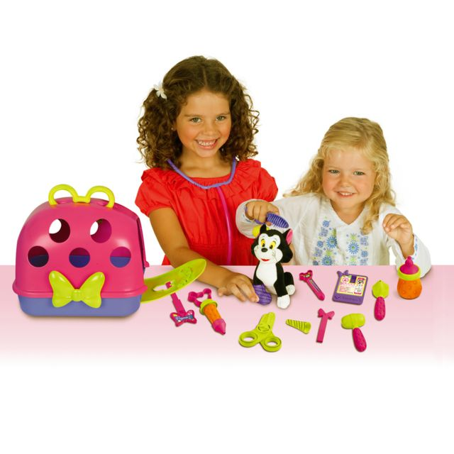Imc Toys - Set vétérinaire Minnie