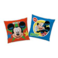 Mickey Mouse - Coussin carré Mickey Enveloppe 100% polyester