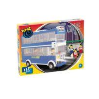Topaz - e - 26969 - Jeu De Construction - Le Bus À ImpÉRIALE