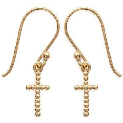 Sochicbijoux So Chic Bijoux C Boucles D Oreilles Croix Jesus
